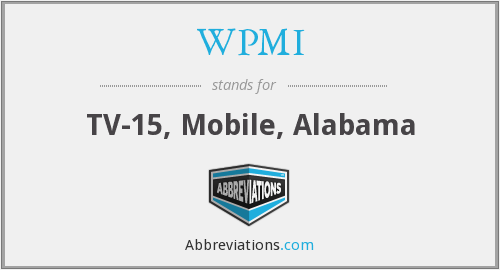 What does WPMI stand for?