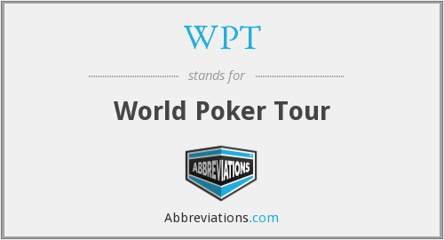 What does WPT stand for?