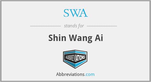 SWA - Shin Wang Ai
