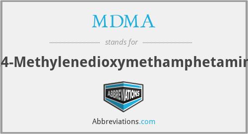 MDMA - Magically Do More Acid