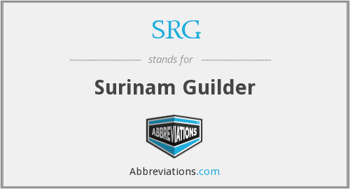 What does surinam stand for?