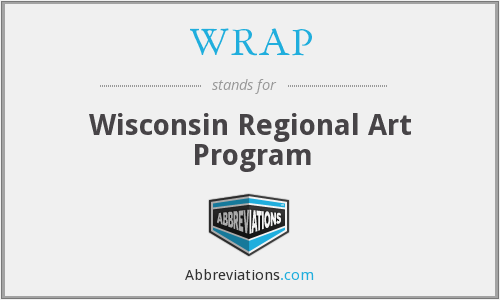 WRAP - Wisconsin Regional Art Program