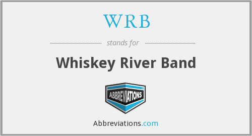 WRB - Whiskey River Band