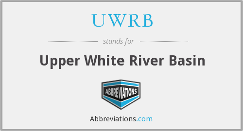 What does UWRB stand for?
