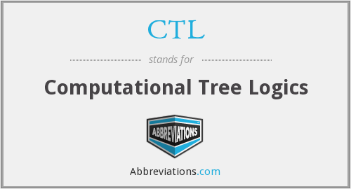 CTL - Computational Tree Logics