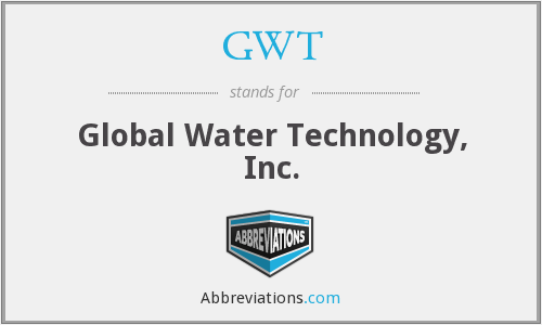 GWT - Global Water Technology, Inc.