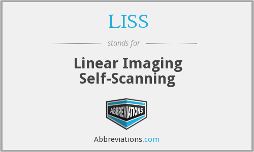 LISS - Linear Imaging Self-Scanning