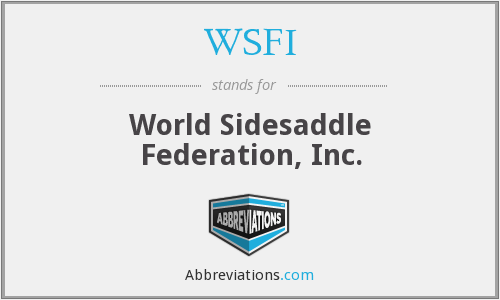 What does WSFI stand for?