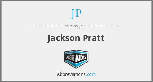 JP - Jackson Pratt