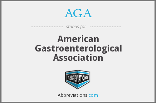 AGA - American Gastroenterological Association
