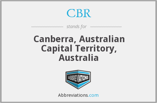 What Is The Abbreviation For Canberra Australian Capital Territory Australia