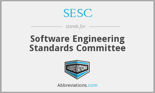 What does SESC stand for?
