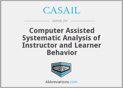 What does CASAIL stand for?