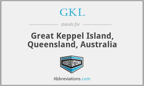 GKL - Great Keppel Island, Queensland, Australia