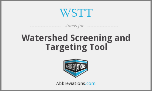 What does WSTT stand for?
