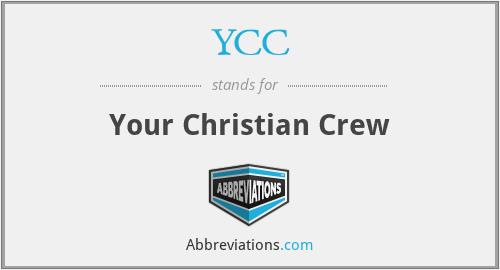YCC - Your Christian Crew