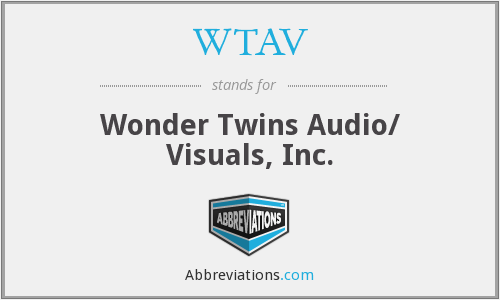 What does WTAV stand for?