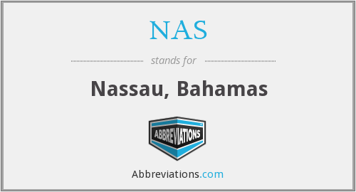 NAS - Nassau, Bahamas