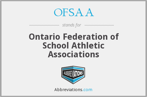 What does OFSAA stand for?