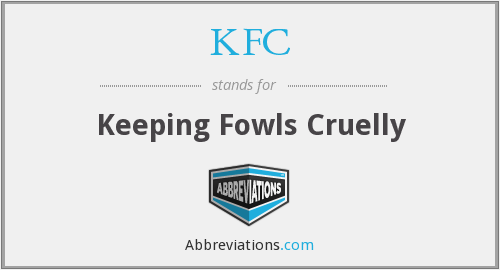 What does cruelly stand for?