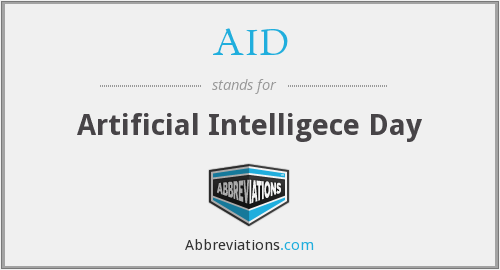AID - Artificial Intelligece Day