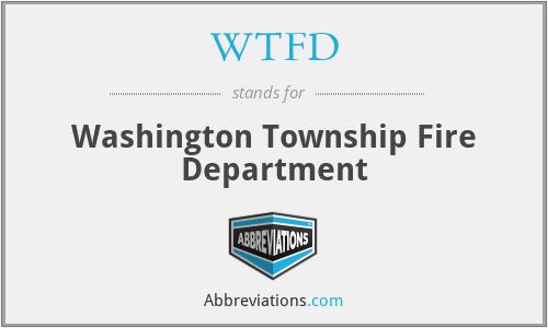 WTFD - Washington Township Fire Department