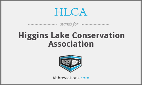 HLCA - Higgins Lake Conservation Association