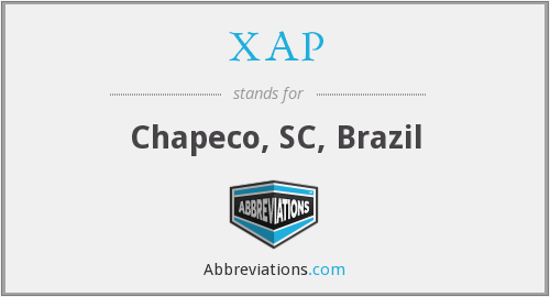 What does XAP stand for?