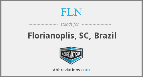 FLN - Florianoplis, SC, Brazil