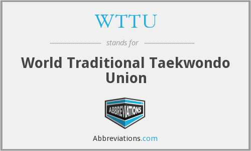 What does WTTU stand for?