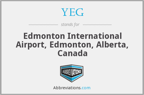 YEG - Edmonton International Airport, Edmonton, Alberta, Canada