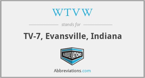 WTVW - TV-7, Evansville, Indiana