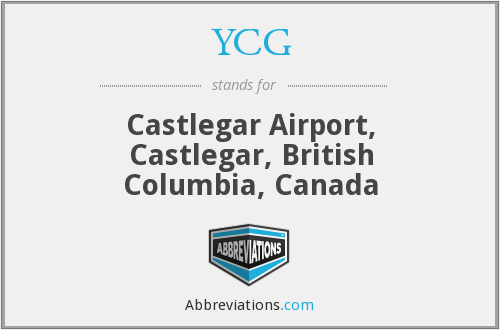 What does YCG stand for?