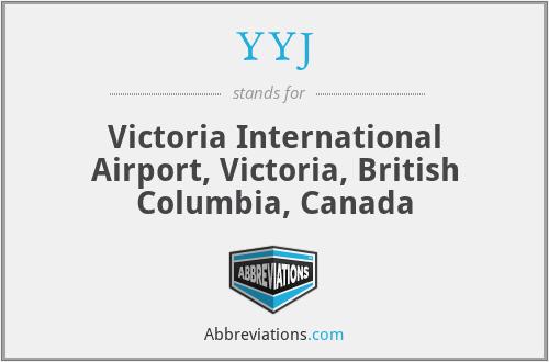 YYJ - Victoria International Airport, Victoria, British Columbia, Canada