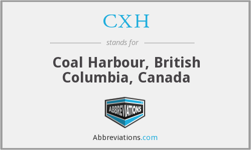 CXH - Coal Harbour, British Columbia, Canada