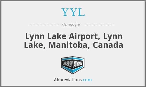 What does YYL stand for?
