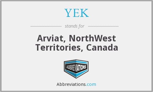 YEK - Arviat, NorthWest Territories, Canada
