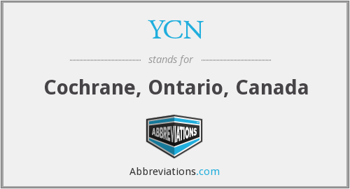 What does YCN stand for?
