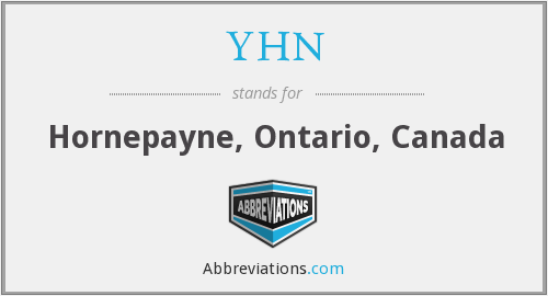 What does YHN stand for?