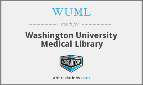 What does WUML stand for?