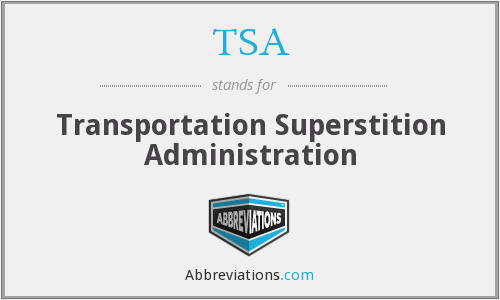 What does superstition stand for?