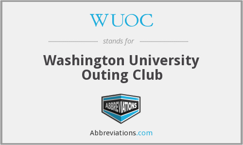 What does WUOC stand for?