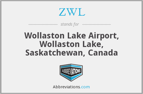 What does ZWL stand for?