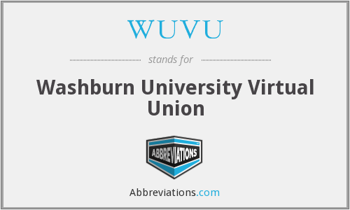 What does WUVU stand for?