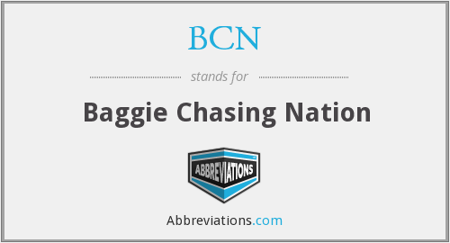BCN - Baggie Chasing Nation