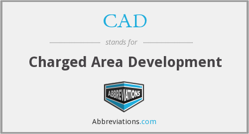CAD - Charged Area Development