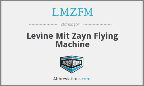 What does LMZFM stand for?