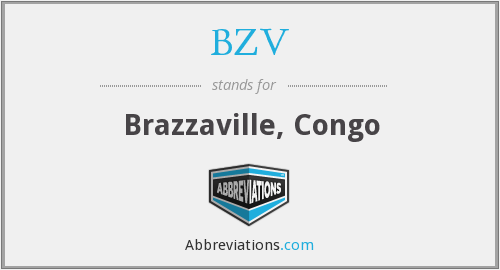What does BZV stand for?