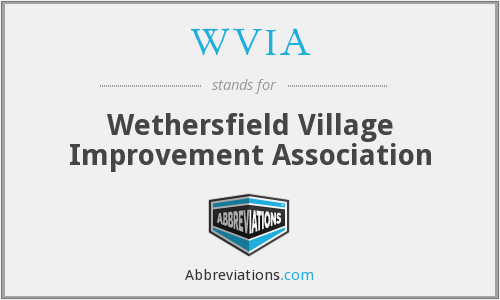 What does WVIA stand for?