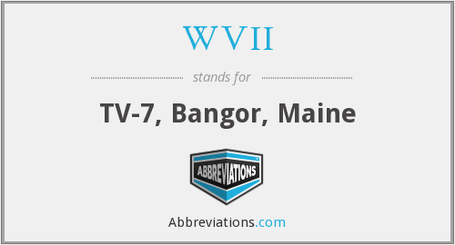 What does WVII stand for?